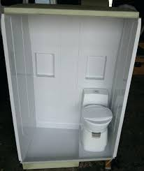 diy rv shower pan camper shower toilet combo on the photos to see more