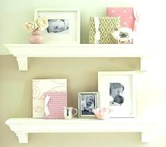 white nursery shelves com set of 2 nursery room wall shelf white wood baby best white nursery shelves