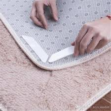 carpet anti slip stickers household mats nano slip blanket non slip carpet handle quickly prevent the carpet moving shaw rugs afghan rugs from toys market