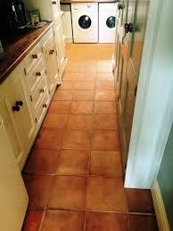 Terra Cotta Floor Tile Kitchen Terracotta Stone Cleaning And Polishing Tips For Terracotta Floors