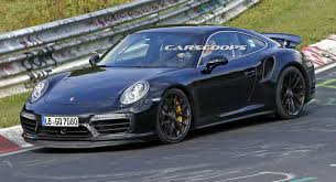 porsche 911 turbo 2016. refreshed 2016 porsche 911 turbo s spotted camofree for the first time d