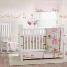 bedding sets princess nursery for ba girl royal nurseries pink