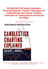Download Pdf Online Candlestick Charting Explained Timeless