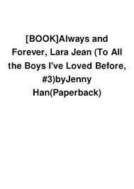 There's one for every boy i've ever loved—five in all. Book Always And Forever Lara Jean To All The Boys I Ve Loved Befor