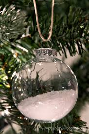 Decorating Christmas Ornaments Balls Handmade Ornaments in Under an Hour 71