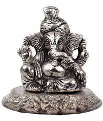 Ellegent Exports Ganesha Brass Idol Buy Ellegent Exports Ganesha