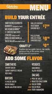 4 tips for qdoba menu nutrition