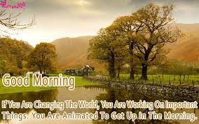 Good Morning Poems And Quotes Best of Good Morning Have A Nice Day Images For Facebook With Morning Quotes