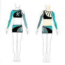 Design Your Own Cheerleading Uniform All Star Cheerleading Uniform Designs Leahofthepack I