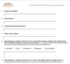 Performance Review Survey Template
