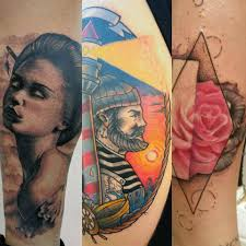 Larte Del Tattoo Da Fabio Ingrassia Home Facebook