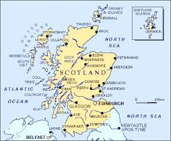 map of scotland printable. Fine Scotland Scotland Uk Intended Map Of Printable A