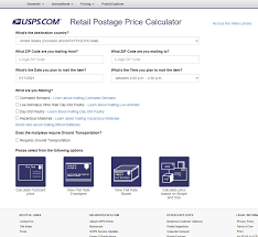 Packages shipped using usps can add additional coverage through shipsurance. 10 Best Online Shipping Cost Calculators To Compare The Postage Charges