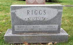 "Jennie C ""Jane"" Boyce Riggs (1911-1986) - Find A Grave Memorial"