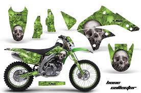 kawasaki klx 450 graphics over 85 designs to choose from