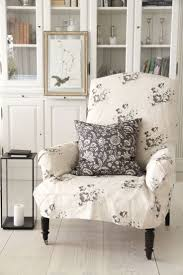 french dining room chair slipcovers. Cabbages \u0026 Roses * French Toile Black Matilde Co Dining Room Chair Slipcovers C