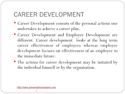 personality development programme  75 career development