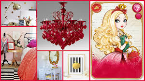 Monster High Bedroom Decorations Ever After High Bedroom Decorating Ideas Royals And Rebels