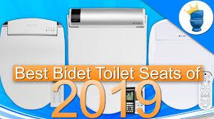6 Best Bidet Toilet Seats Updated 2019 Video Reviews