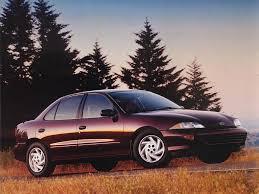 CHEVROLET Cavalier specs - 1994, 1995, 1996, 1997, 1998, 1999 ...