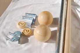 Diy Curtain Rods How To Make Your Own Curtain Rods Inspirations And Explorations