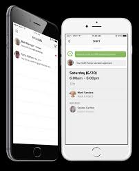 Employee Shift Schedule App Shift Planning From Red E App