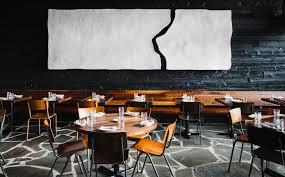 spanish restaurant building. Contemporary Restaurant A Spanish Restaurant With An Industrial Infusion In Building T