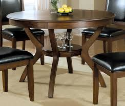 48 inch round dining table the 48 inch monarch specialties ash veneer dining table