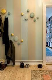 Unique Wall Coat Rack Clever Creative Coat Hanger Ideas Display Fans and Coat hanger 49