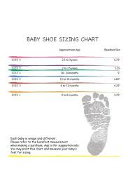 Jack And Lily Shoes Size Chart Race Car Strap Shoe Baby