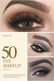 50 eye makeup ideas for 2018