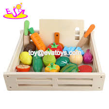 china new kids pretend play wooden kitchen food toys with fruit and vegetables w10b224 china food toys kitchen food toys