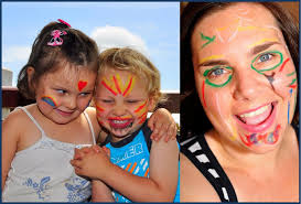 anyone can do it face painting