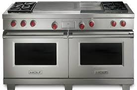 wolf double oven. Wolf Dual Fuel Ranges60 Double Oven