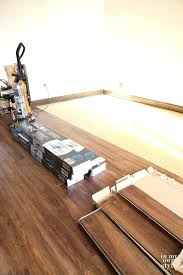 vinyl plank flooring with cork backing waterproof luxury that has a from floor decor cutting
