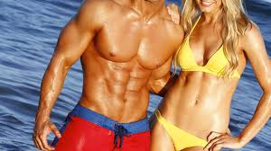 Image result for men and women at the beach