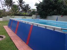 intex above ground pool decks. Unique Ground Cladded INTEX Ultra Frame Swimming Pool  In Intex Above Ground Decks C