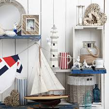 beach themed bathrooms for inspiration nautical themed knick knacks lewismoten