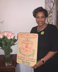 To our President, Dr.Tabatha McAllister,... - Gamma Nu Omega ...