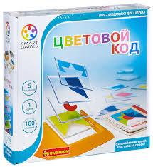<b>Bondibon</b> Обучающая <b>игра</b> Цветовой код — купить в интернет ...