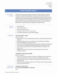 Unusual Good Nanny Resumes Contemporary Documentation Template