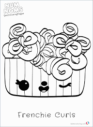 Num Nom Coloring Pages Lovely Num Noms Coloring Pages Free Printable