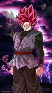Goku Black iPhone Wallpapers ...