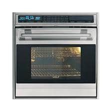 built in stainless steel single electric wall oven for attractive kitchen design kenmore 24 wall oven reviews post with inch wall oven cabinet