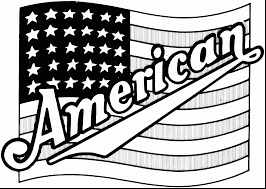 Small Picture Coloring Pages Of American Flag Usa Flag In A Heart Shape Coloring