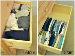 Organizing Drawers Mesmerizing 60 Brilliant Closet And Drawer Organizing Projects DIY Crafts
