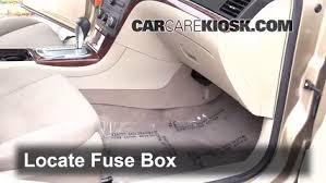 interior fuse box location saturn aura saturn locate interior fuse box and remove cover