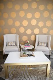 Best 25+ Gold dot wall ideas on Pinterest | Polka dot walls ...