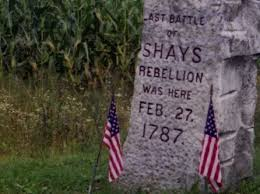 shays rebellion facts summary com