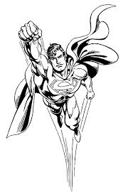 Small Picture Superman color page cartoon characters coloring pages Coloring